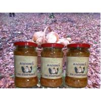 Zacusca cu ciuperci 300 g